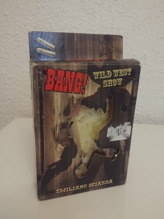 Expansión Bang! Wild West Show