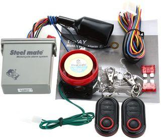 Alarma para Motocicleta Steelmate 986E Series