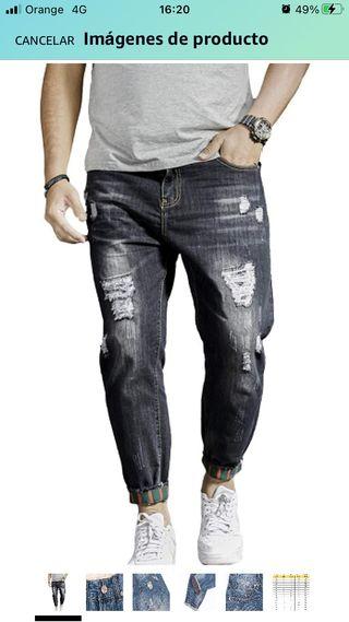 Pantalones Tallas Grandes De Segunda Mano En Palamos En Wallapop
