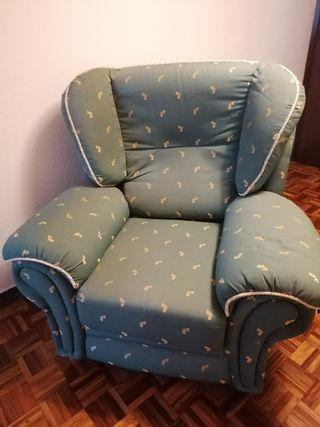 sillón (una plaza).