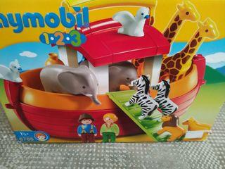 Arca de Noé de Playmobil 123