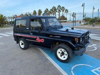 Toyota Land Cruiser BJ73 LV 1990