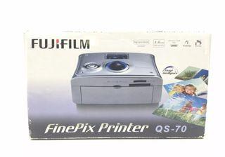 Impresora Fujifilm QS-70 + 2 cartuchos tinta/papel