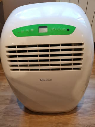 aire acondicionado portátil o limpia splendid