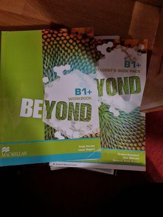 BEYOND B1+ inglés macmillan