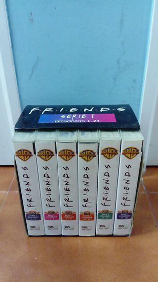 VHS primera temporada de Friends