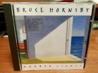 BRUCE HORNSBY - Harbor Lights. Cd