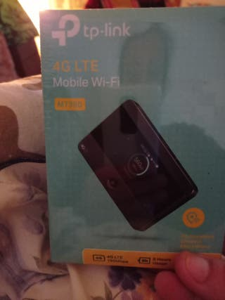 TP link mobile wifi 4g. M7350