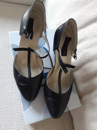 zapato para baile