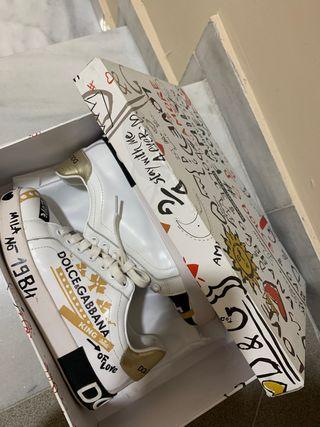 Zapatillas Dolce y Gabbana