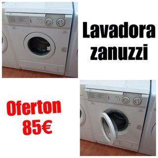 Lavadora Zanussi con garantía