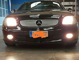 Mercedes-Benz SLK Roadster descapotables 2.0 compresor 163 caballos 2008
