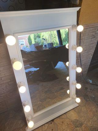 espejo camerino