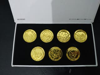 Dragon Ball monedas edicion limitada