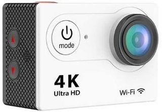"Cámara Vídeo GoPro 4K Wifi Buceo 30 Ms Pantalla 2"""