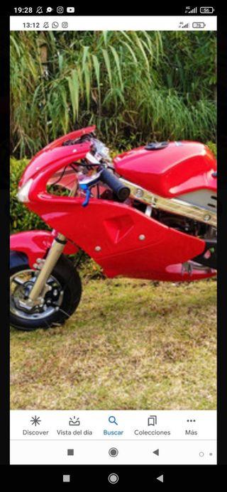 minimoto, poket bike, ruedas.