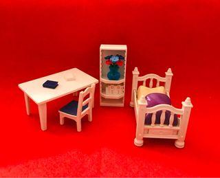 playmobil habitación jovenil infantil