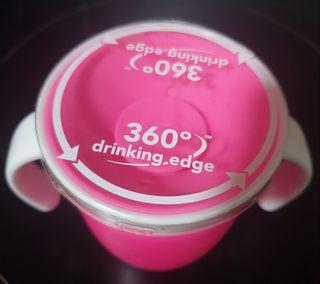 Vaso Antiderrame Miracle 360° Munchkin