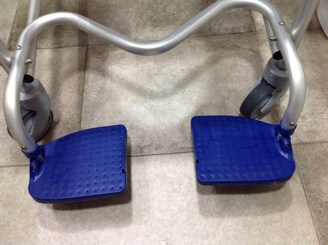 Silla ducha movilidad reducida
