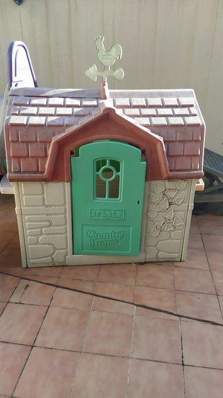 casita infantil para jardín o terraza