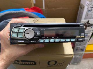 Radio cd para coche Alpine