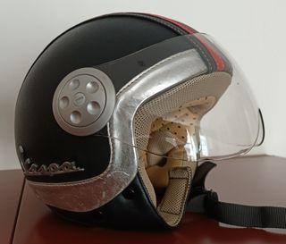 Casco Vespa Vintage Talla M