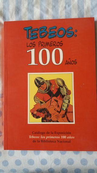 Libro TEBEOS: Los primeros 100 años