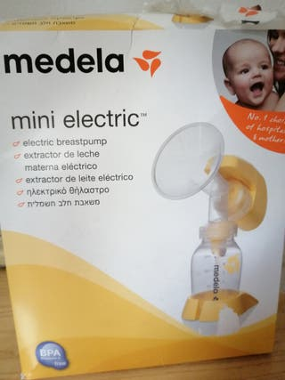 Sacaleches Medela mini elèctric