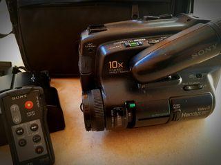 Cámara de video Sony HandyCam TR60E