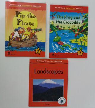 Macmillan Libros lectura en inglés Nivel 1
