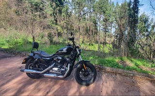 Se vende Harley Davidson forty-eight special 1.2