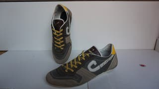 Cruyff Indoor detalle amarillo n°45