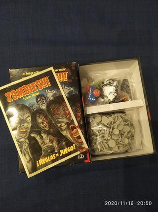 Zombies!!! - Juego de Mesa - 3ª edición