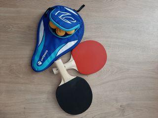 Set tenis de mesa