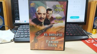 El desafío de Pancho Villa DVD