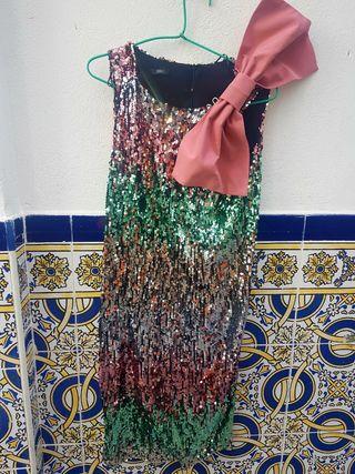 vestido fiesta jiro
