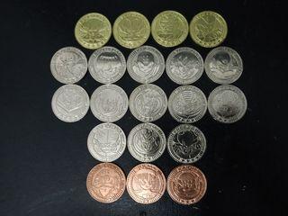 Dragon Ball Z coleccion completa monedas Japonesas