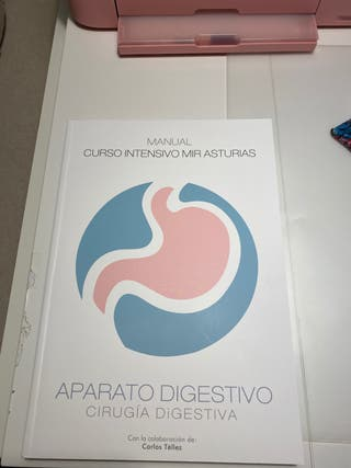 Libro Digestivo MIR ASTURIAS