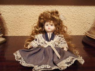 Muñeca decoración
