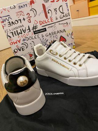 zapatillas Dolce&Gabban