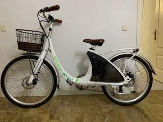 Bicicleta eléctrica urbana de paseo/ciudad