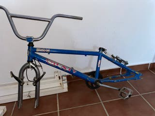 Cuadro bici monty