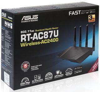 Router Asus RT-AC87U en perfecto estado