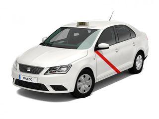 Licencia taxi Madrid lunes impar