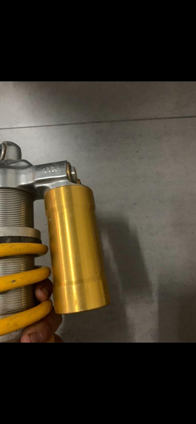 Amortiguador ohlins ttx ktm