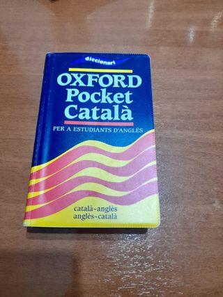 Diccionario Catalán-Inglés