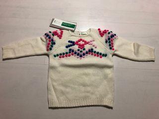 Jersey de bebé marca Benetton