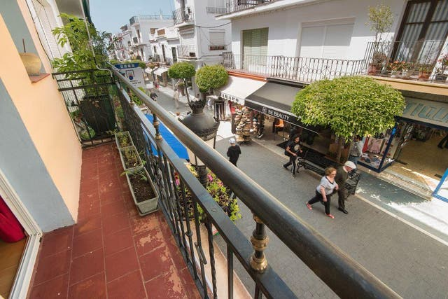 Piso en venta en San Pedro de Alcántara pueblo en Marbella (San Pedro Alcántara, Málaga)