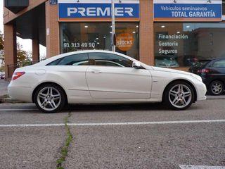 Mercedes Clase E Coupé 350