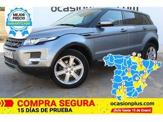 Land Rover Range Rover Evoque 2.2L SD4 Pure 4x4 140 kW (190 CV)